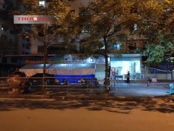Thông tin về 13 ca mắc Covid-19 tại chung cư HH4C - Khu đô thị Linh Đàm