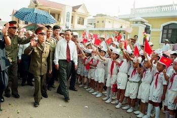 Đại tướng Võ Nguyên Giáp qua ống kính Nghệ sỹ nhiếp ảnh Trần Hồng