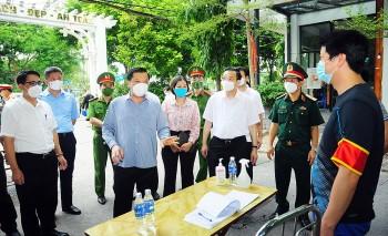 Bí thư Thành ủy Hà Nội: Tạo đồng thuận trong nhân dân để phân vùng phòng, chống dịch thật hiệu quả