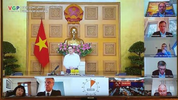 Chính phủ Việt Nam tiếp tục lắng nghe, đồng hành cùng doanh nghiệp