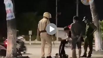 Nóng: Lực lượng CSCĐ nổ súng trấn áp 'quái xế' tại Đà Nẵng