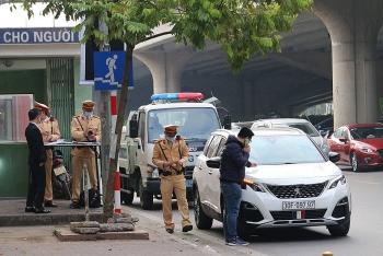 CSGT Hà Nội đề nghị lắp thêm camera phạt nguội tại cổng các bệnh viện lớn
