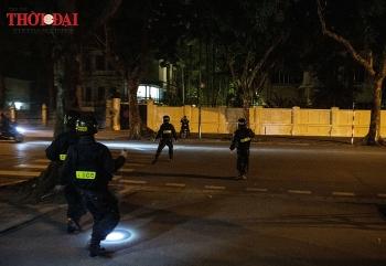 Theo CSCĐ ngăn chặn 'bão đêm' tại Hà Nội