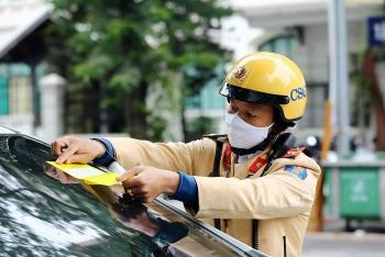 Hướng dẫn chủ xe ô tô nộp phạt nguội tại Hà Nội