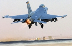 Nổ lớn ở căn cứ Không quân Mỹ tại Bắc Baghdad, nghi bị tên lửa tấn công