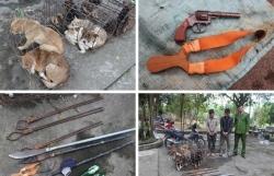 ba trum duong day trom hon 100 tan cho linh 30 thang tu giam