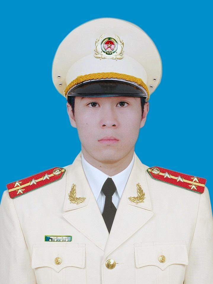 bo cong an thong bao ve le tang 3 chien si hi sinh o dong tam