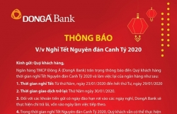 lich nghi tet nguyen dan 2020 ngan hang dong a tien dao han duoc tinh the nao