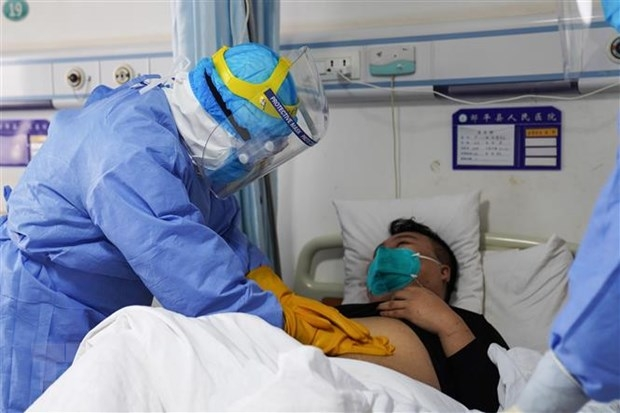 Trung Quốc phòng chống đại dịch virus Corona