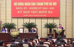 Hà Nội sáp nhập thôn, tổ dân phố của 11 quận, huyện