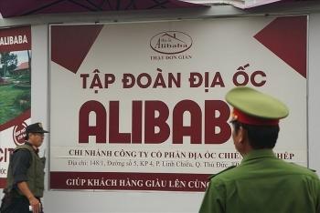 cong an trieu tap nhieu sep cong ty alibaba
