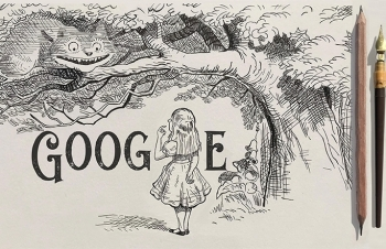 hiep si sir john tenniel danh hoa noi tieng nguoi anh duoc google doodle vinh danh