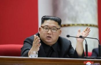 lanh dao kim jong un canh bao hau qua nghiem trong neu covid 19 bung phat o trieu tien