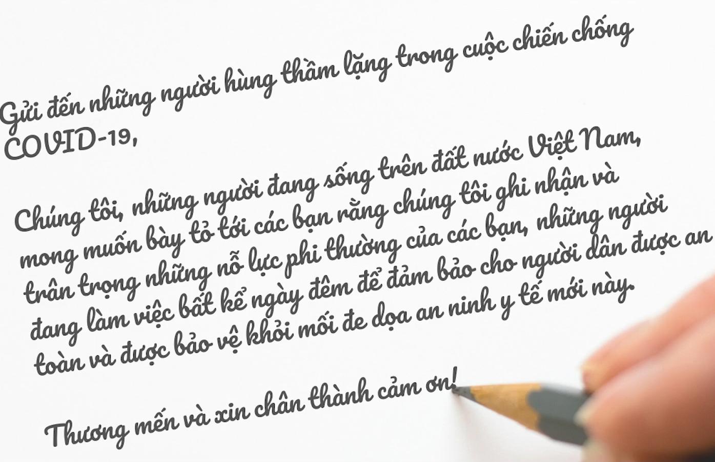 clip who gui loi cam on nhung nguoi tham gia cuoc chien chong covid 19 tai viet nam