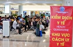 Hành khách đi máy bay, tàu hoả, xe khách bắt buộc phải khai báo y tế