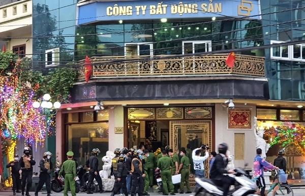bat tam giam kham nha nu doanh nhan noi tieng o thai binh
