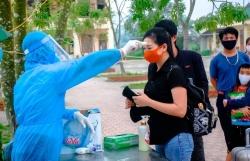 Nghệ An: Thêm 300 công dân hoàn thành cách ly trở về nhà