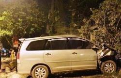 Bắt khẩn cấp tài xế xe Innova say xỉn gây tai nạn liên hoàn khiến bé trai 5 tuổi tử vong