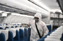 Bộ Ngoại giao thông tin việc tổ chức chuyến bay đưa công dân từ Mỹ về nước tránh dịch Covid-19