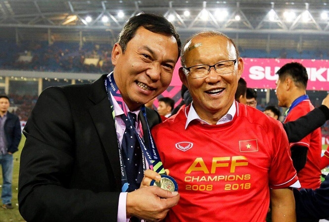 vong loai world cup 2022 vff bac de nghi cua hlv park hang seo