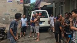 phat hien nguoi phu nu dang mang thai tu vong trong can nha cho thue