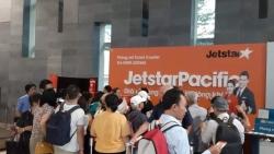 hang tram hanh khach jetstar pacific bi delay hon 10 tieng hang boi thuong 200000 dong