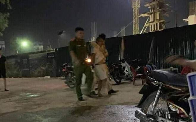 xin bo qua loi vi pham khong duoc ve nha lay dao dam csgt trong thuong