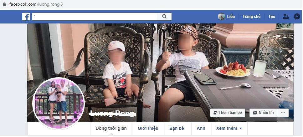 cu dan mang phan no tan cong facebook nguoi chong trong clip danh vo da man