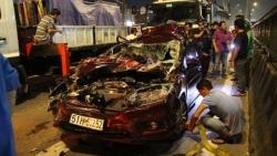 thai nguyen xe may exciter kep 5 tong vao dai phan cach 4 nam sinh tu vong