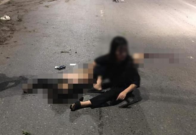 Tai nạn Thái Nguyên 5 sinh viên thương vong