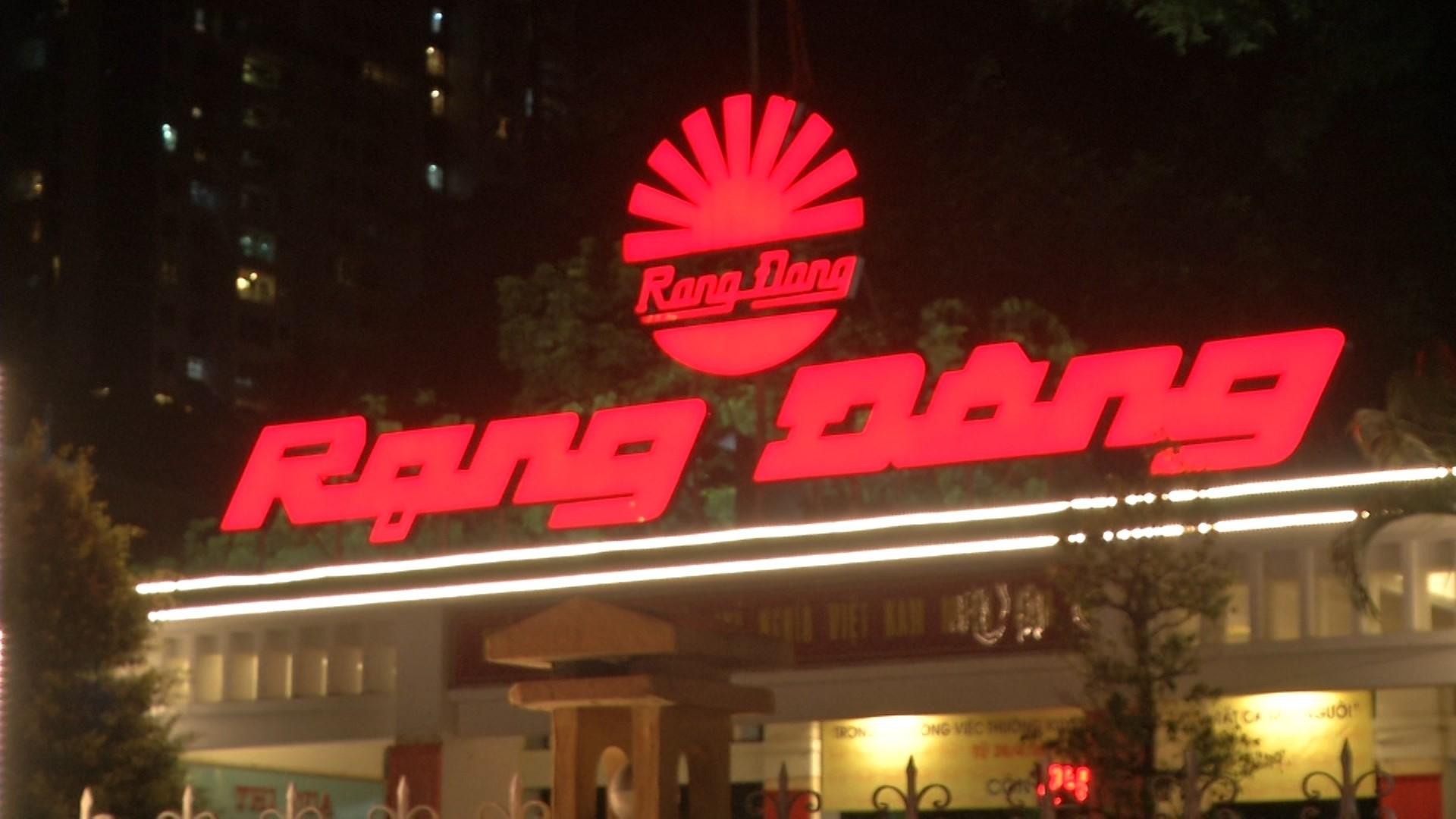 Cháy Công ty CP Bóng đèn Phích nước Rạng Đông