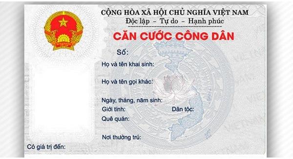 nhung truong hop nao duoc mien le phi cap doi the can cuoc cong dan