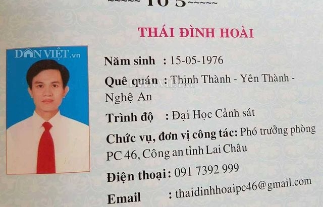 tuoc danh hieu cong an nhan dan doi voi truong phong kinh te dung bang cap 3 gia