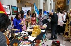 Năm thứ 3 liên tiếp Việt Nam quảng bá văn hóa tại Triển lãm Quốc tế Mùa Đông
