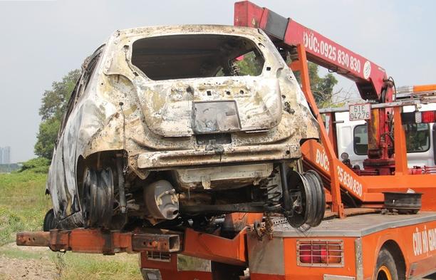 Bắt nghi phạm sát hại người phụ nữ Hàn Quốc, đốt xe ô tô phi tang
