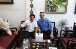 Doanh nhân Quảng Ninh bỏ ra 2 tỷ đồng mua điện thoại và đồng hồ của ông Đoàn Ngọc Hải