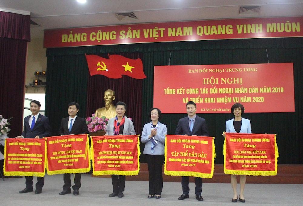 vufo la 1 trong 5 tap the dan dau trong cong tac doi ngoai nhan dan nam 2019