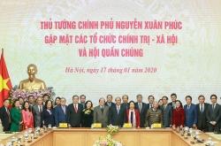 Các tổ chức Chính trị - Xã hội và Hội quần chúng phải là cầu nối giữa Đảng, Nhà nước với nhân dân