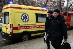 Sinh viên Việt Nam an toàn sau vụ nổ tại Học viện Không quân - Vũ trụ Saint Petersburg