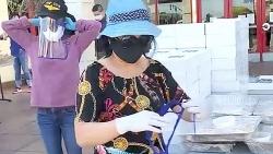 Người Việt ở Mỹ chung tay, góp sức chống dịch COVID-19