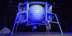 Người giàu nhất thế giới chế tàu vũ trụ đổ bộ Mặt trăng