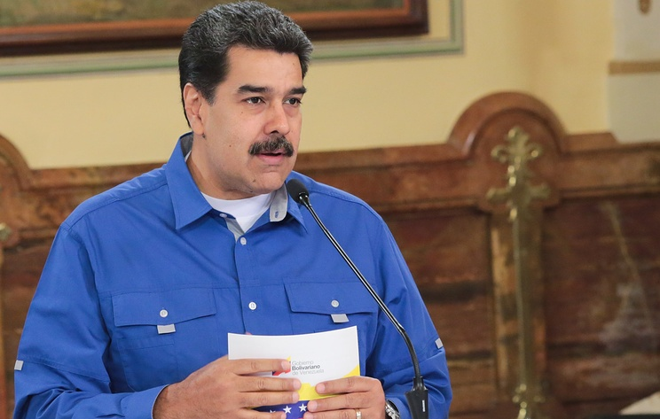 tong thong venezuela de nghi bau cu quoc hoi phe doi lap khong hoi dap
