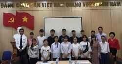 12 hoc sinh viet nam sap len duong tham huu nghi nhat ban