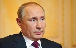"""Tổng thống Putin: Quan hệ Nga - Mỹ đang """"xuống dốc"""""""