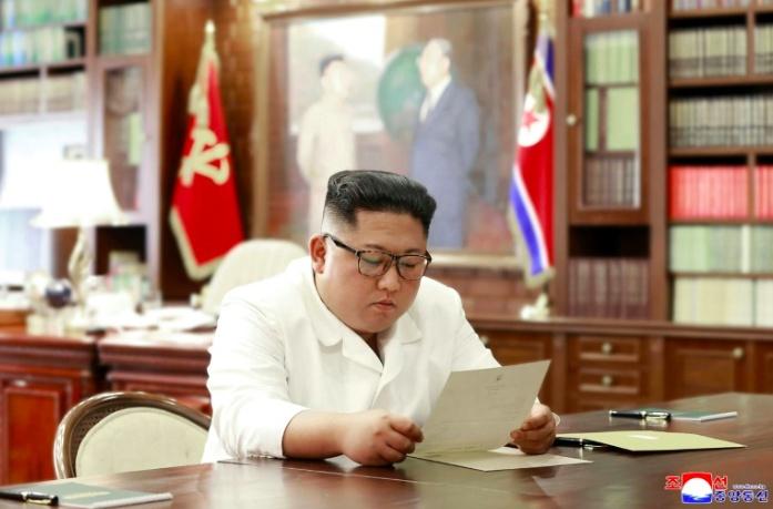 can dam phi thuong cua tong thong trump trong thu gui ong kim jong un