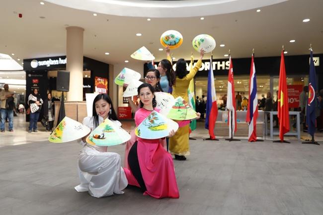 an tuong viet nam tai asean festival day o nam phi
