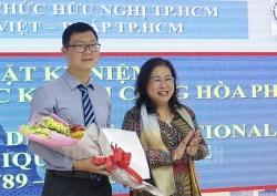 viet nam trao tang huan chuong huu nghi cho nguyen dai su phap