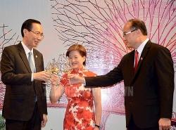 hoc sinh duoc nhan hoc bong asean se bat dau hoc tai singapore tu 2020