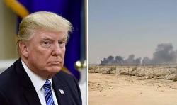 """Lầu Năm Góc trình """"mục tiêu không kích"""" tại Iran cho Tổng thống Trump"""