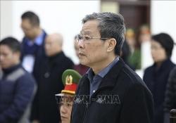 Ông Nguyễn Bắc Son nhận án chung thân, ông Trương Minh Tuấn 14 năm tù